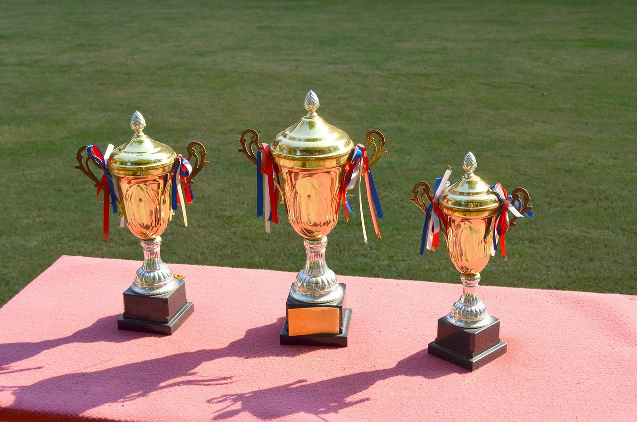 Trophies and Medals - Boydells